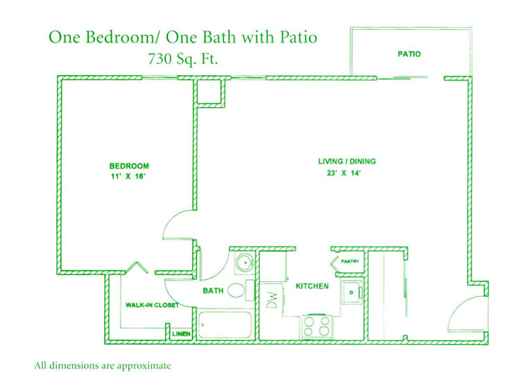 floorplan-1bed-1bath-patio